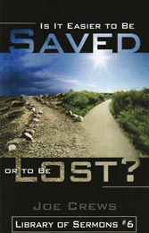 Easier to be saved or lost